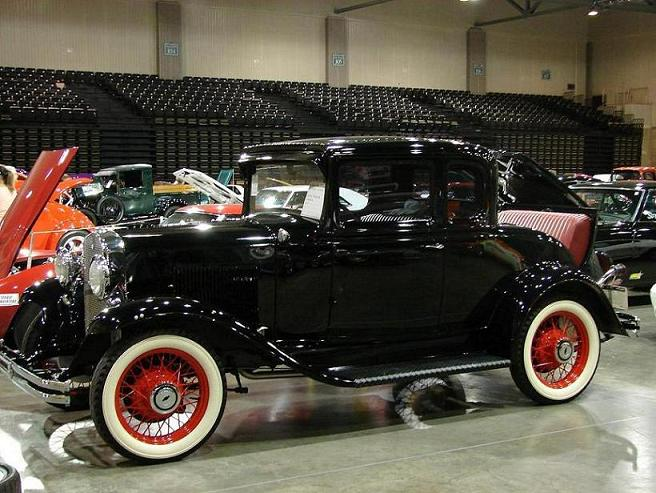 Aaca louisiana region 1931 chevrolet 5 window coupe for 1931 chevy 5 window coupe