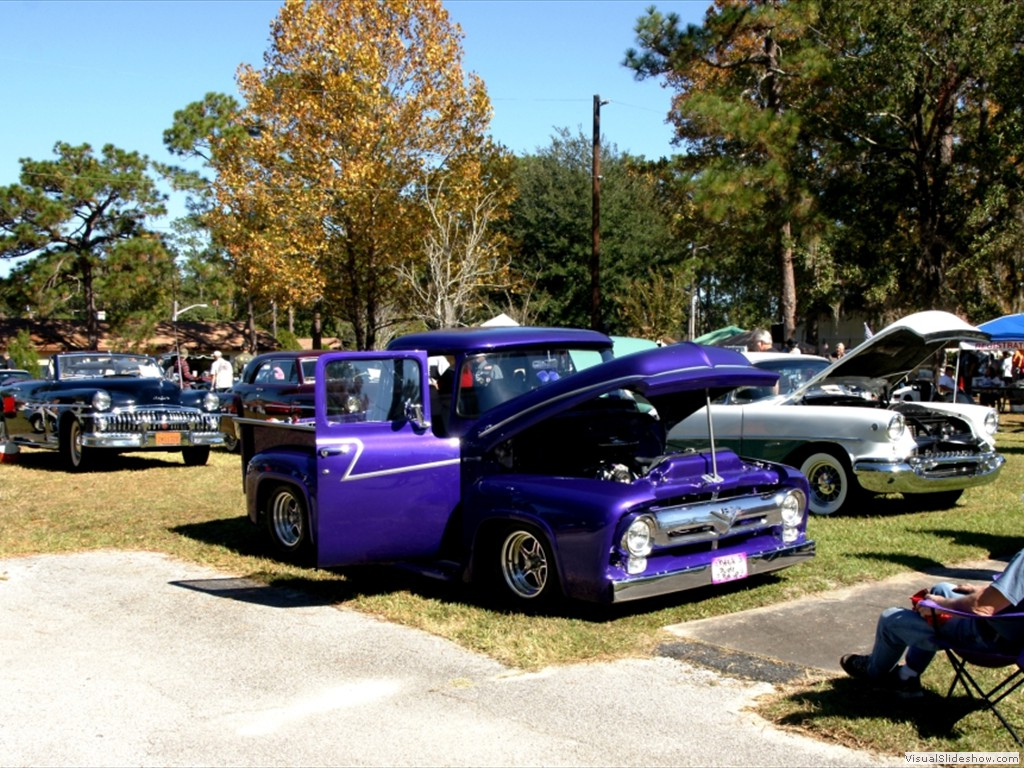Cecil Pines Car Show